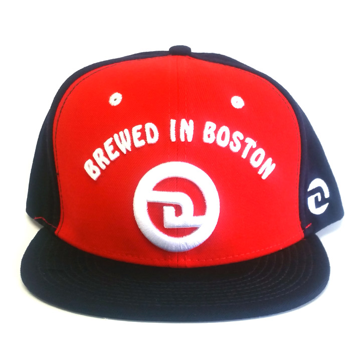 BREWED IN BOSTON SNAP