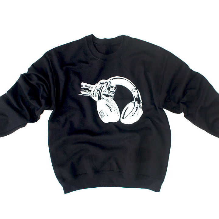 THE VOICE SWEAT SHIRT B