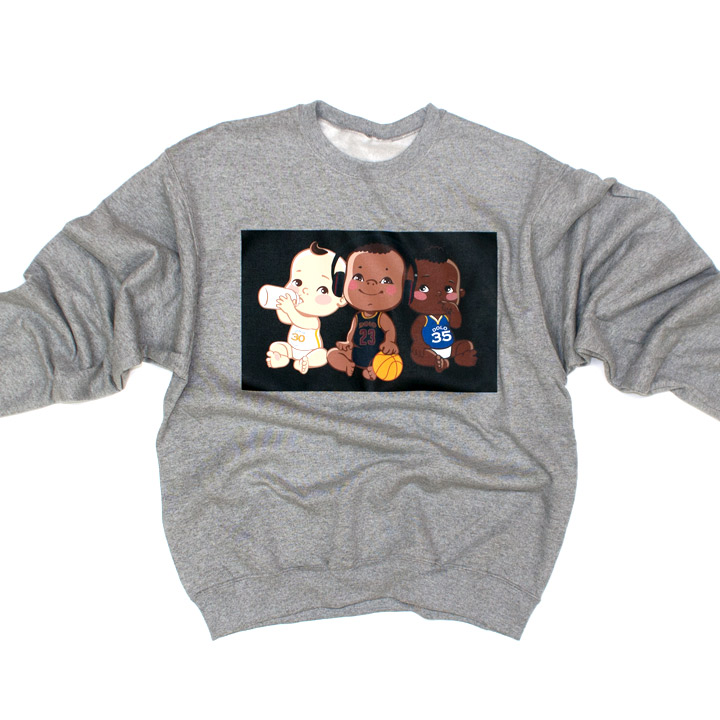 NBA BABIES SWEAT SHIRT G