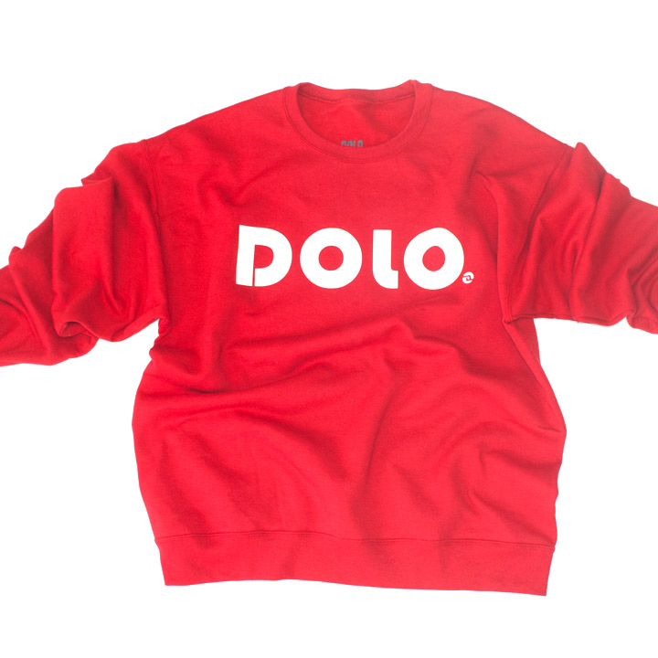 DOLO SIGNATURE SWEAT SHIRT R