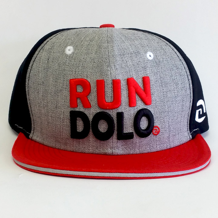 RUN DOLO SNAP BACK