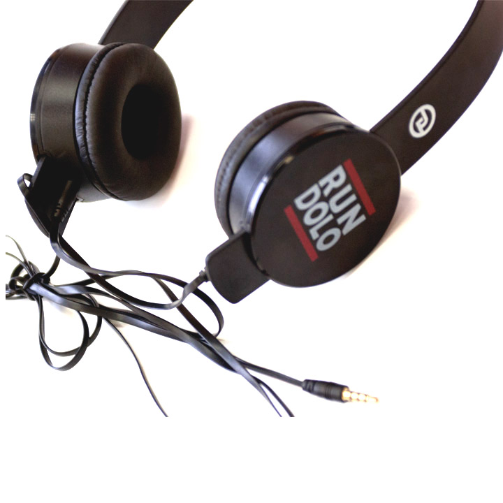 RUN DOLO HEADPHONE