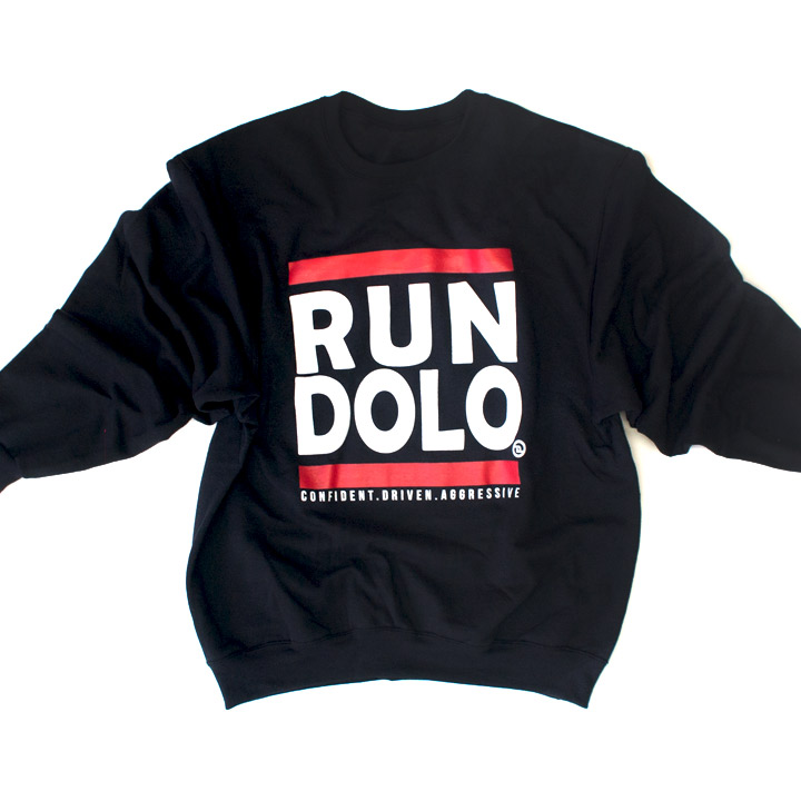 RUN DOLO CLASSIC SWEAT SHIRT B